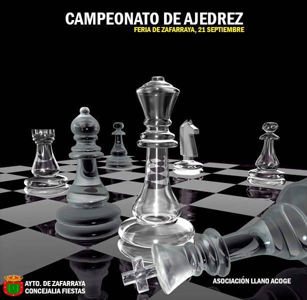 campeonato ajedrez