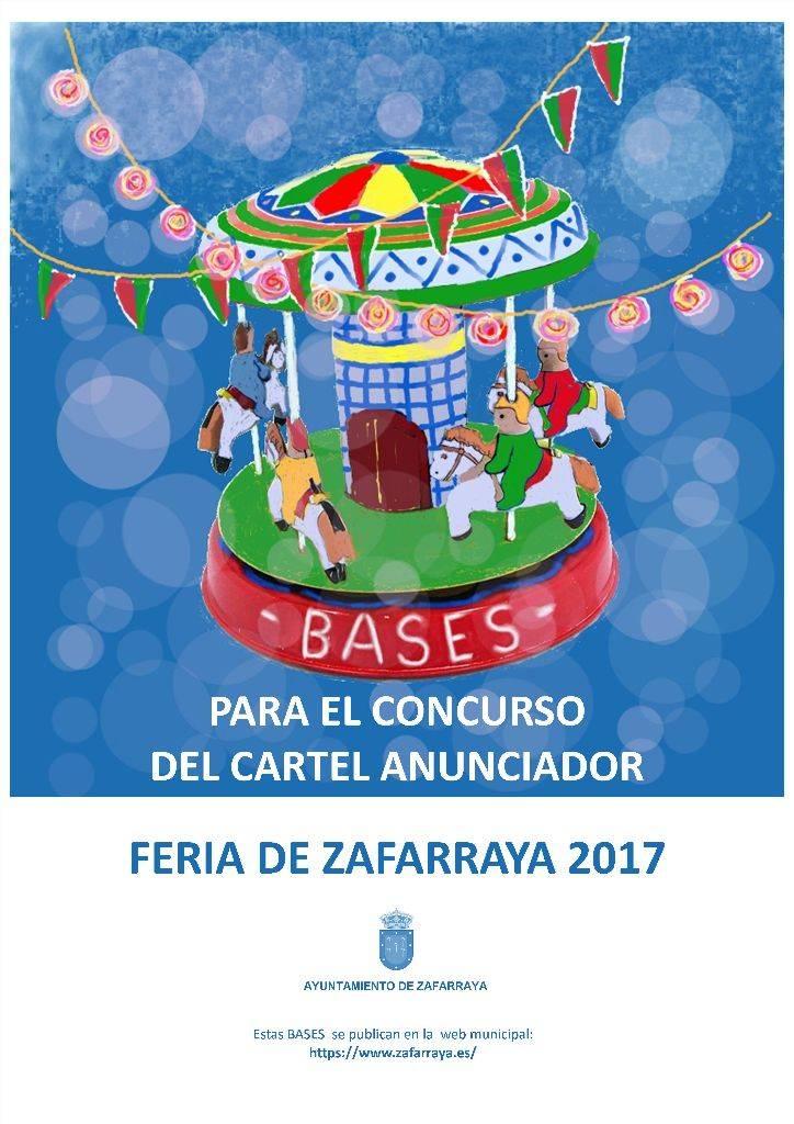 Concurso cartel anunciador feria 2017