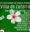 VII Certamen de teatro aficionado Villa de Zafarraya